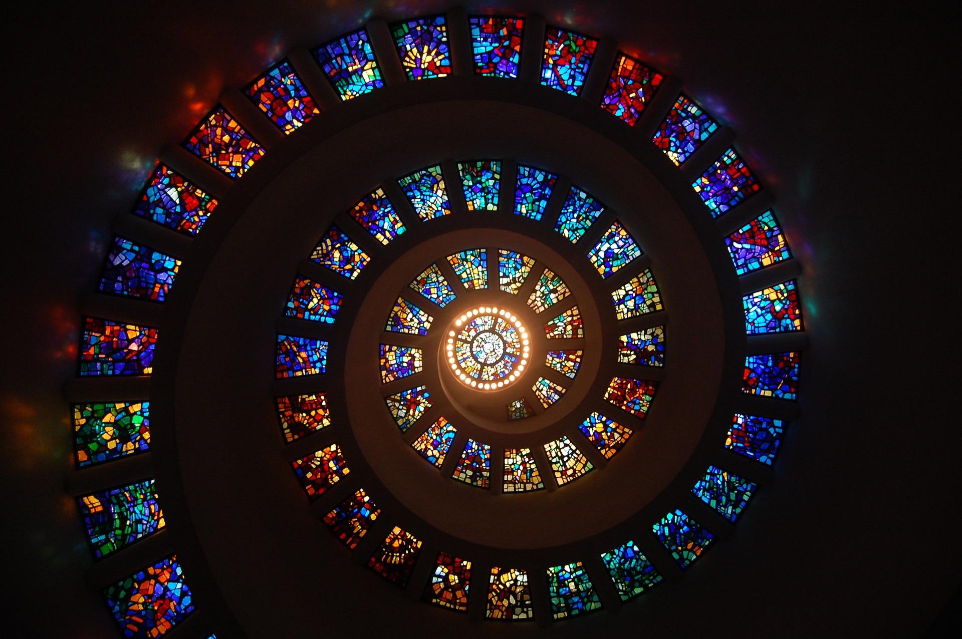 plafond cathédral